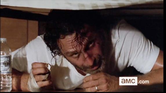 411 under bed